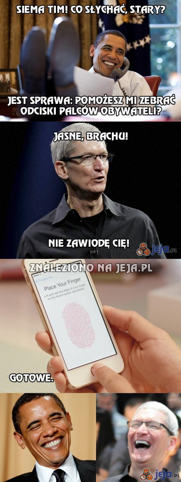 Tajemnica nowego pomysłu Apple...