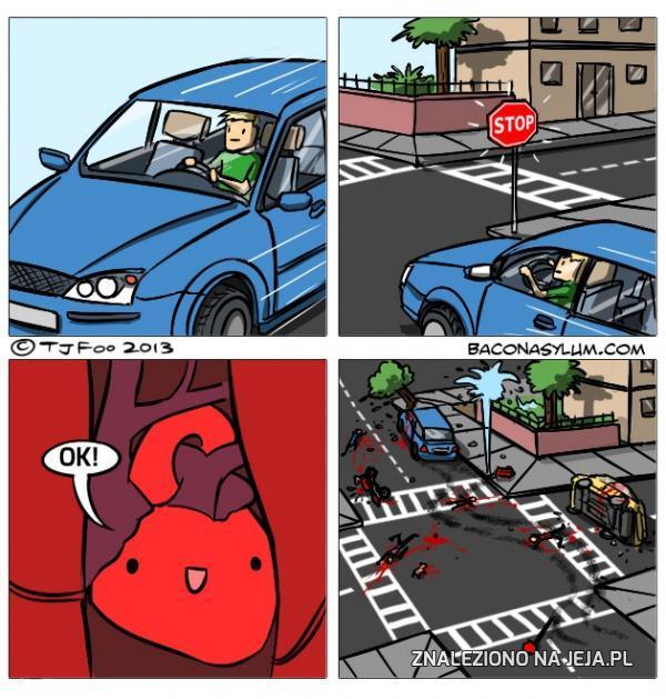 Zbyt dosłowne serce