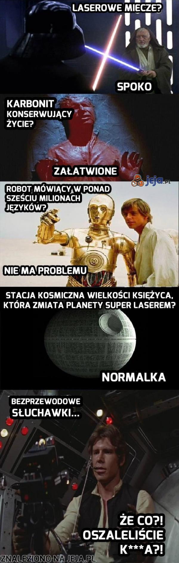 Logika Star Wars