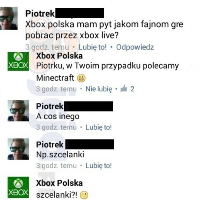Xbox Polska mistrzami trollingu #3