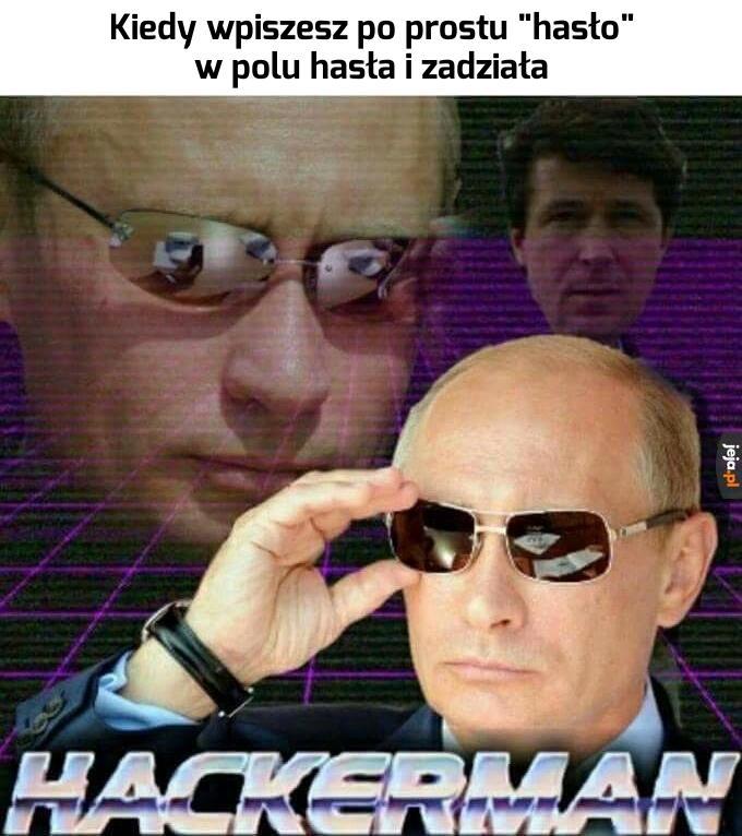 Może zatrudni mnie CIA?