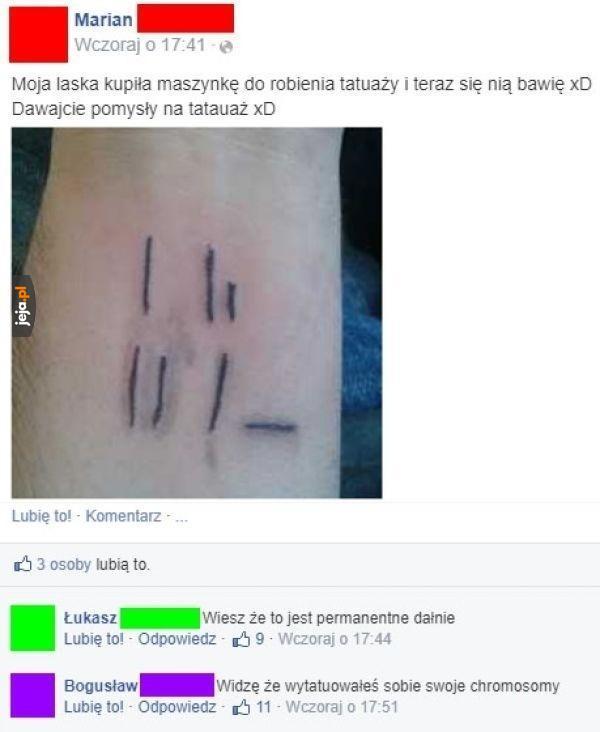 Maszynka do tatuażu