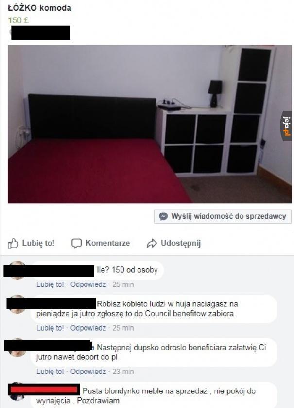 Zawiść Polaków nie zna granic