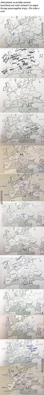 Jak Amerykanie widzą Europę