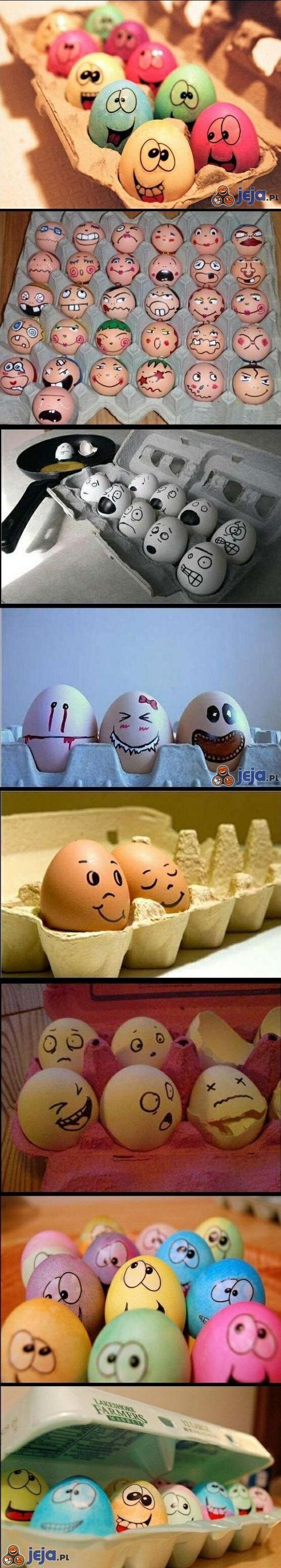 Jajeczne buźki