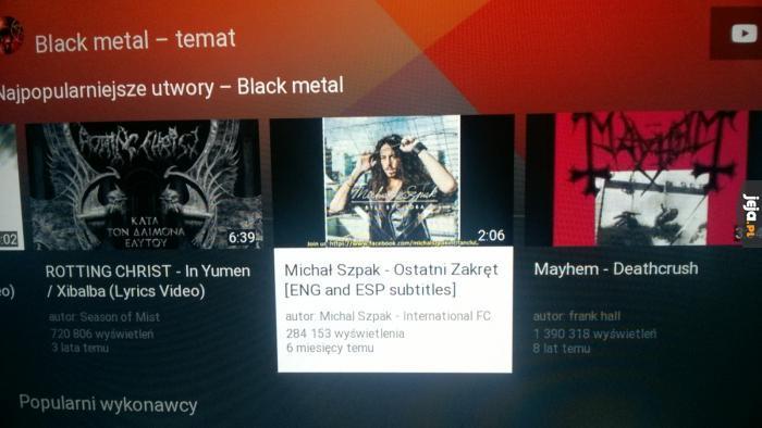 """Black metal"""