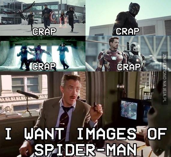 Marvel, no!