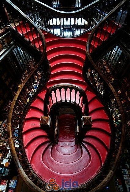 Schody, schody, schody...