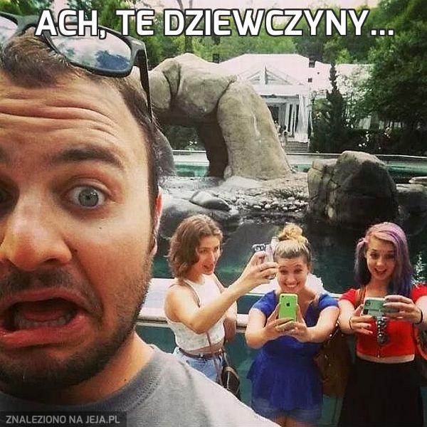 Ach, te dziewczyny...