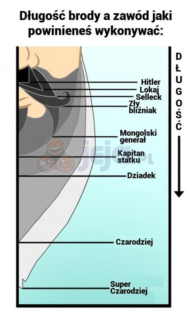 Długość brody