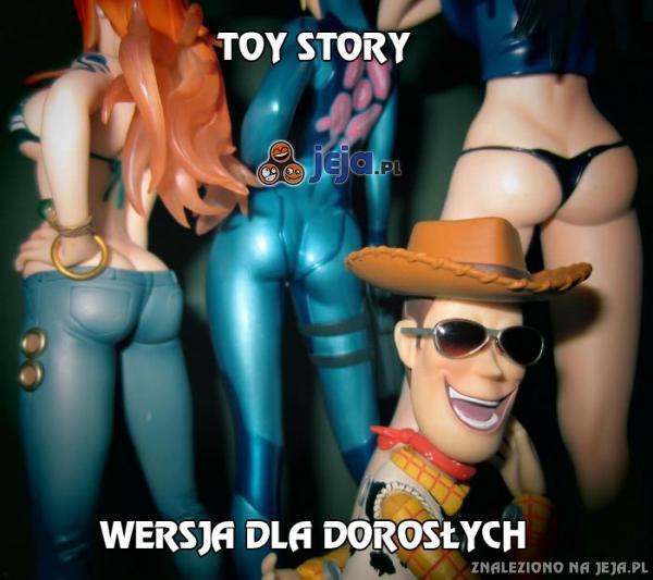 Toy story - wersja dla dorosłych