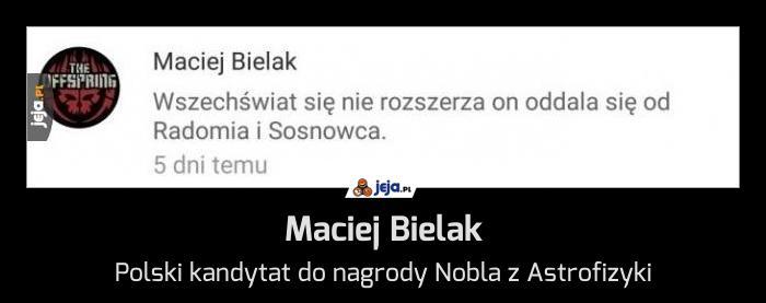 Maciej Bielak