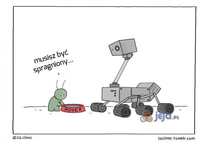 Woda na Marsie?