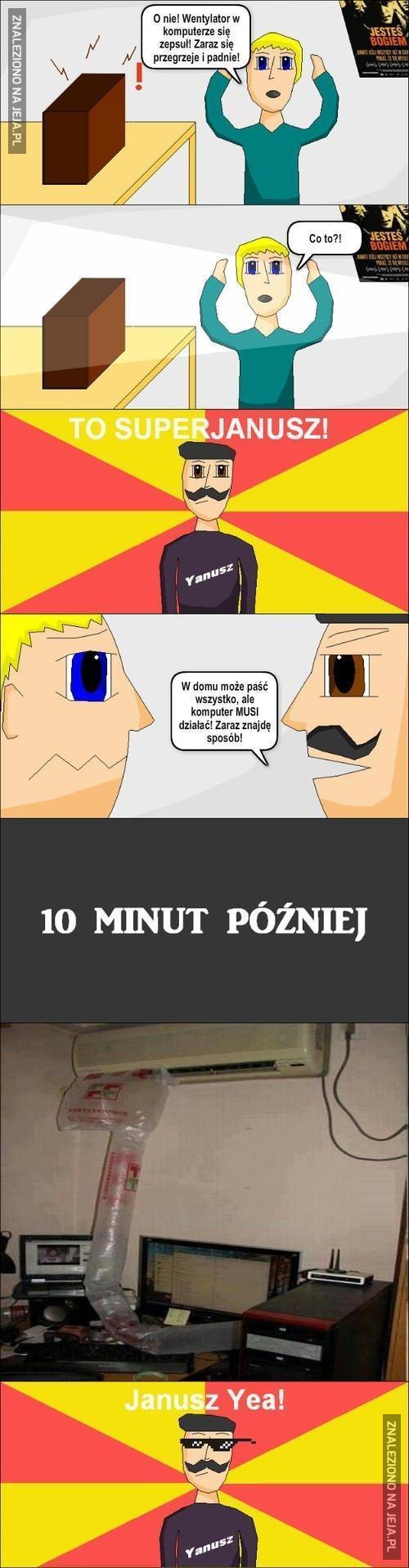 Janusz elektroniki
