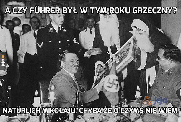 Mikołaj u Adolfa