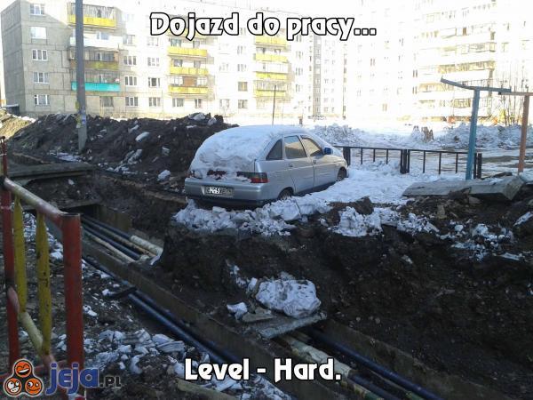Dojazd do pracy... - obrazki Jeja.pl