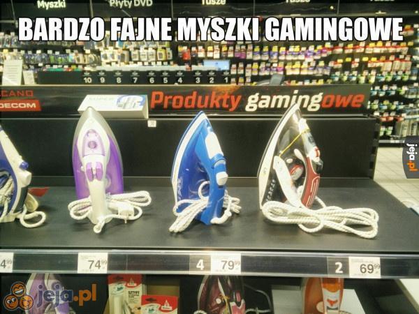 Święty sprzęt gamingowy