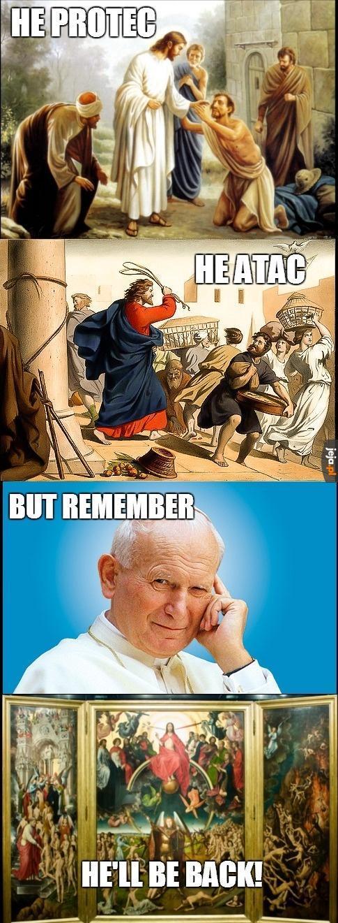 Religia zgodna z memowymi trendami