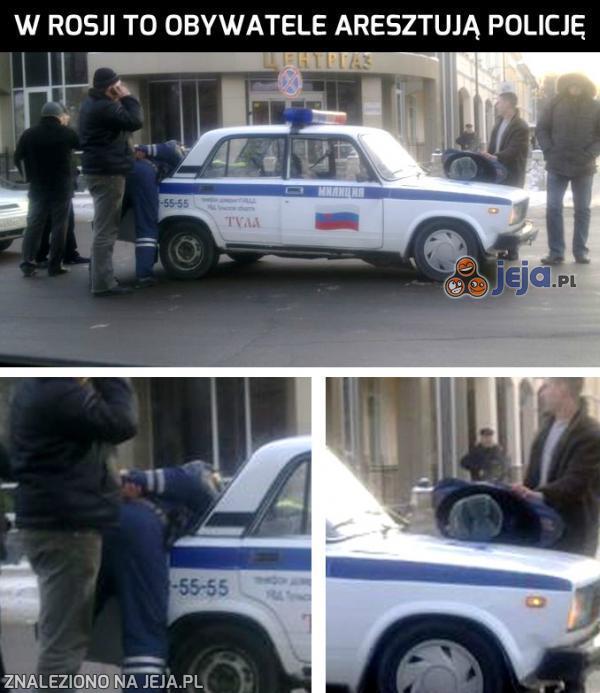 Witamy w Rosji!