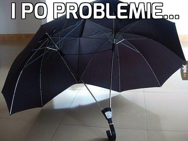 I po problemie