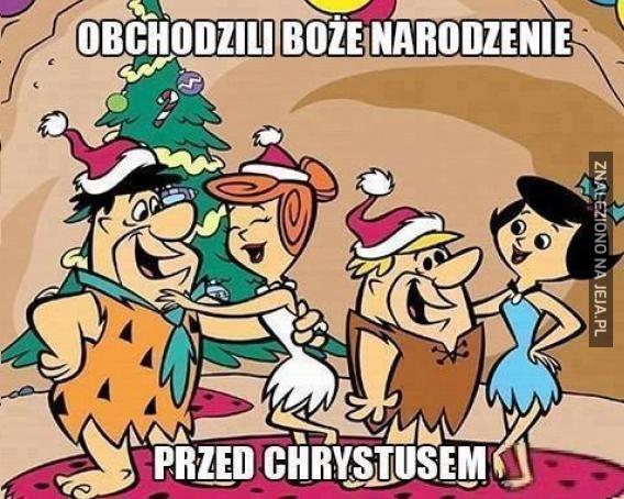 Boże Narodzenie przed narodzinami Chrystusa