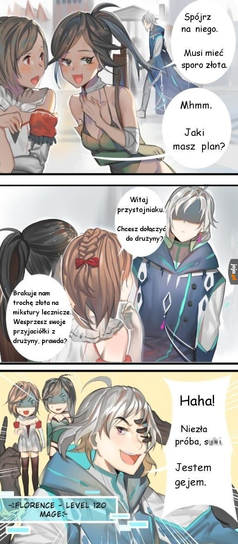 Społeczność gier MMORPG