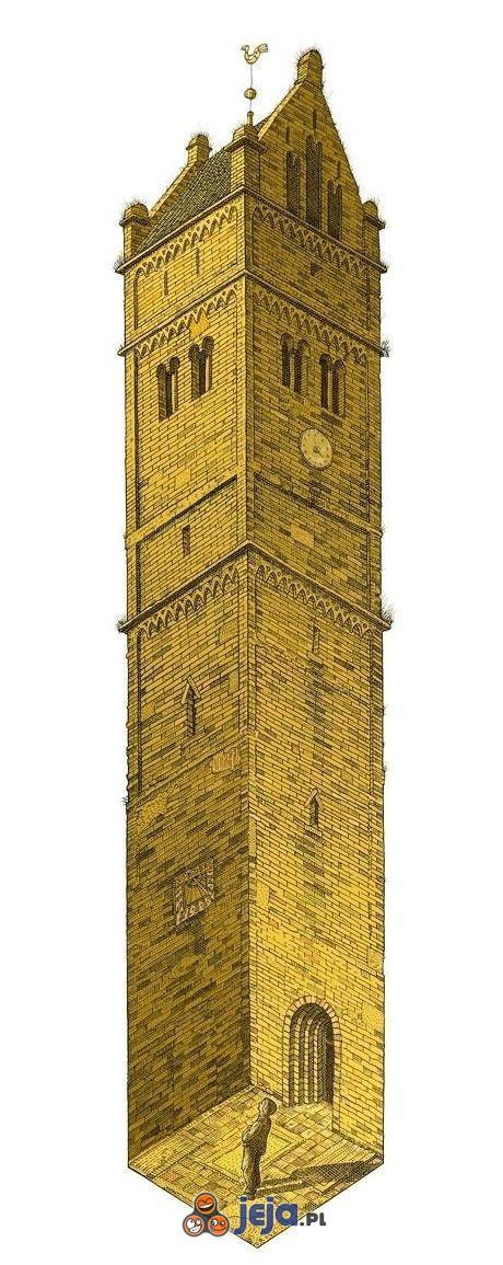 Iluzoryczna wieża
