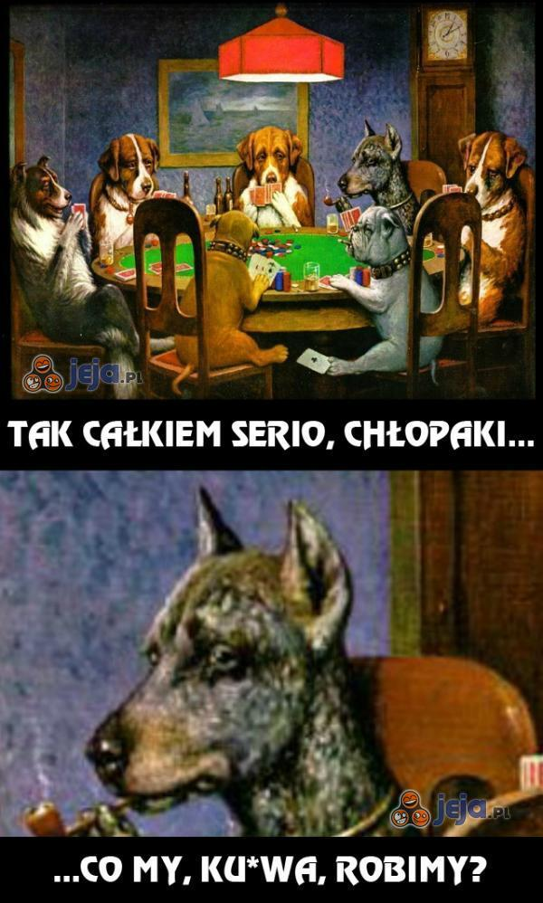 Partyjka pokera