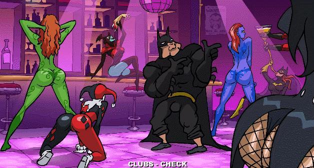 Tymczasem w Batklubie
