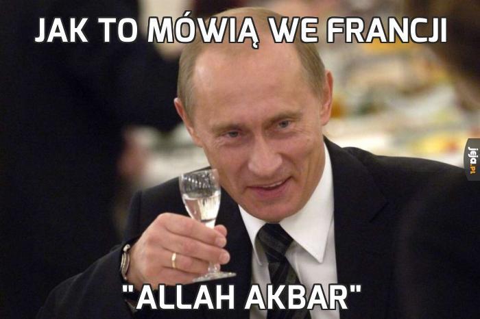 Jak to mówią we Francji