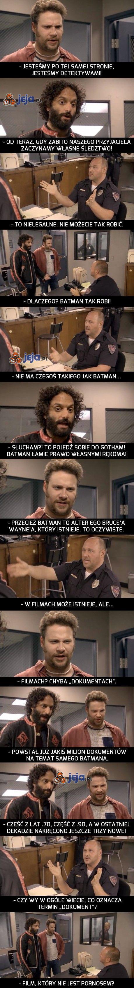 Dokumenty o Batmanie