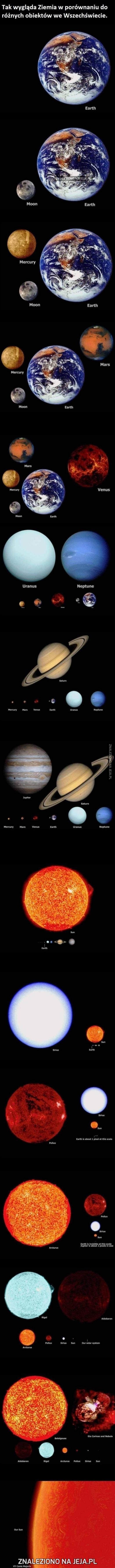 Tak wygląda Ziemia