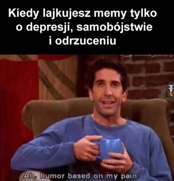 Memy tak dobrze mnie znają