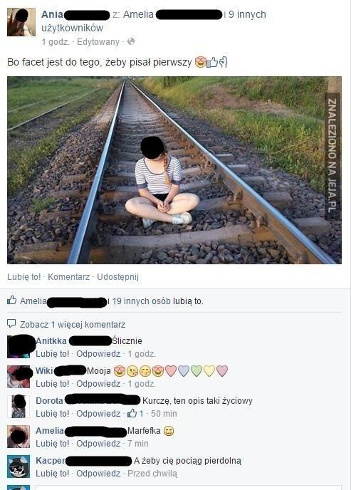 "Facebook, wersja ""gimbazjum"""