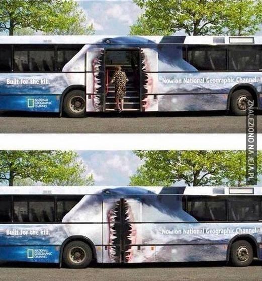 Autobus zjadający ludzi