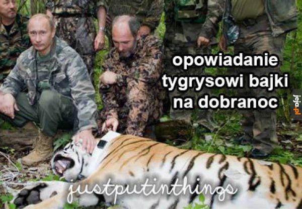 Just Putin Things