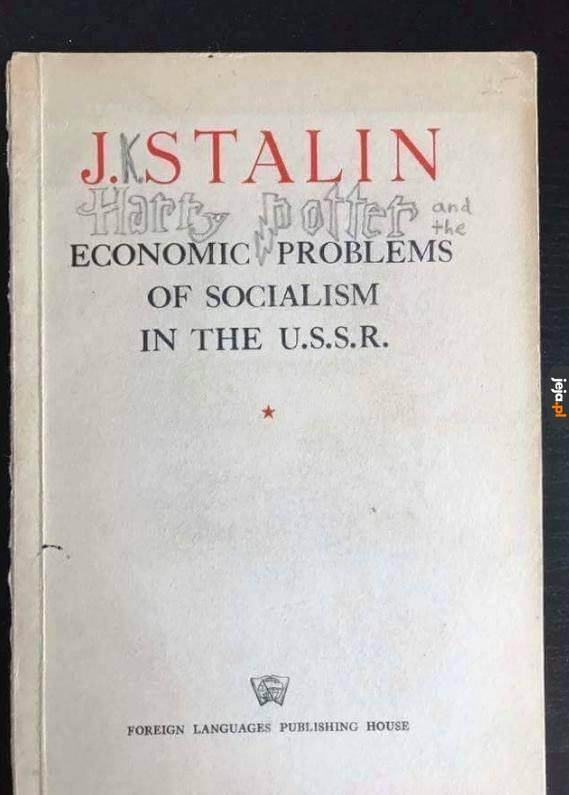 J. K. Stalin