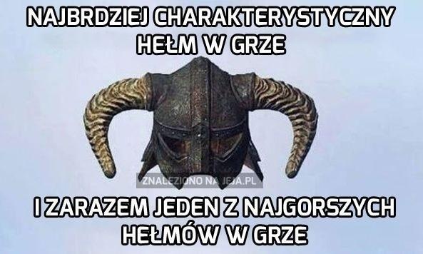Hełm Deadrica jest najlepszy!