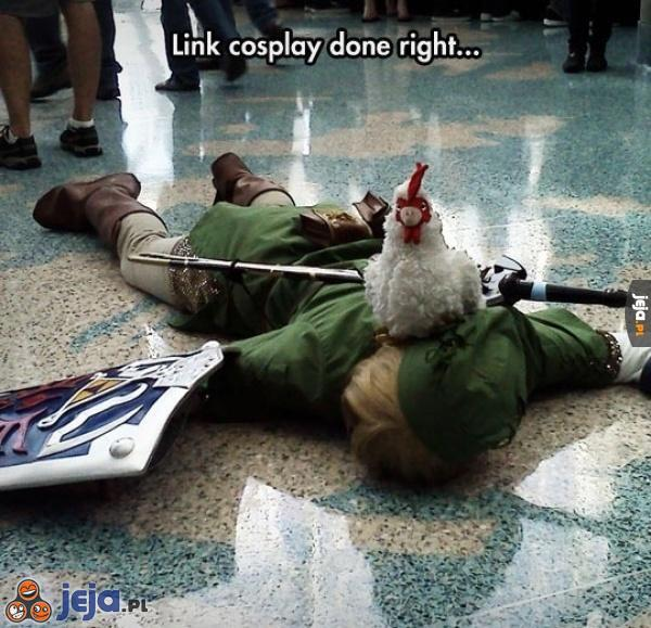 To Link czy Zelda?