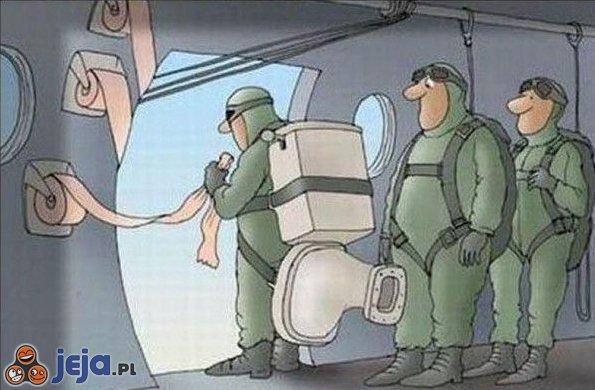Lewactwo wyskoczyło bez spadochronu ale z baniakiem benzyny na plecach