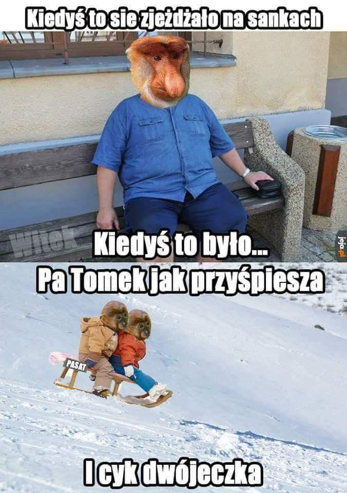 Nie to co somsiad