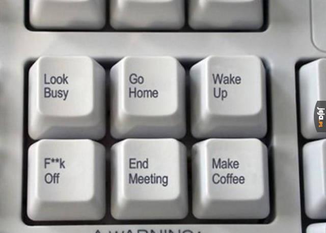 Przydałaby się taka klawiatura