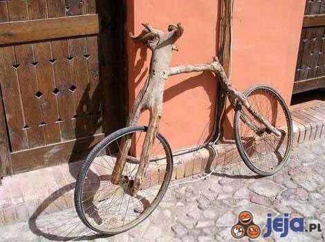 Rower - składak