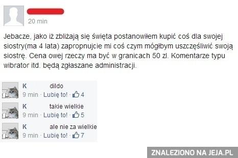 """Z cyklu """"Facebook"""""""