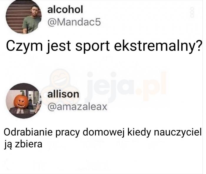 Sport ekstremalny