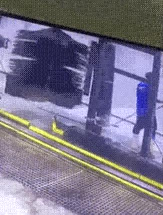 Karuzela w pracy