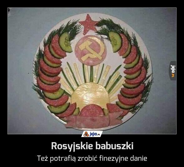 Rosyjskie babuszki