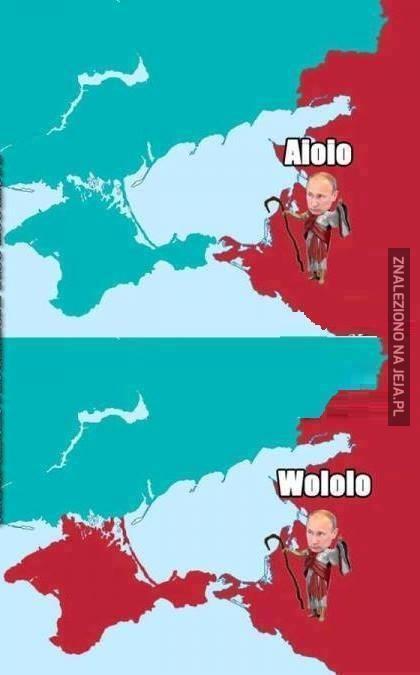 Jak Putin zabrał Krym