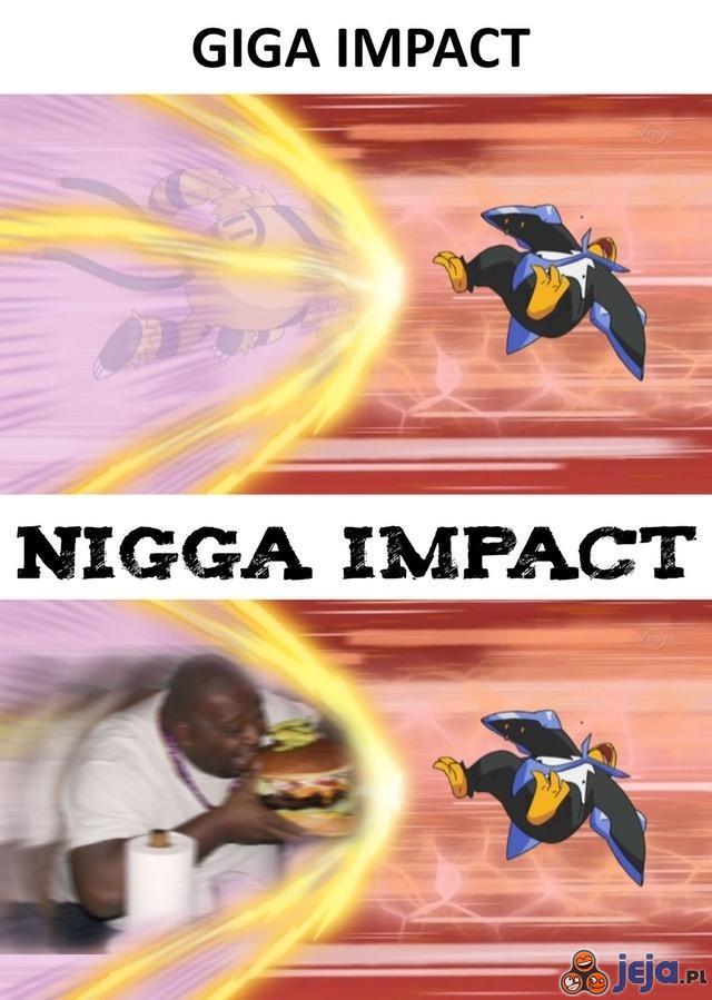 Najpotężniejszy cios w pokemonach