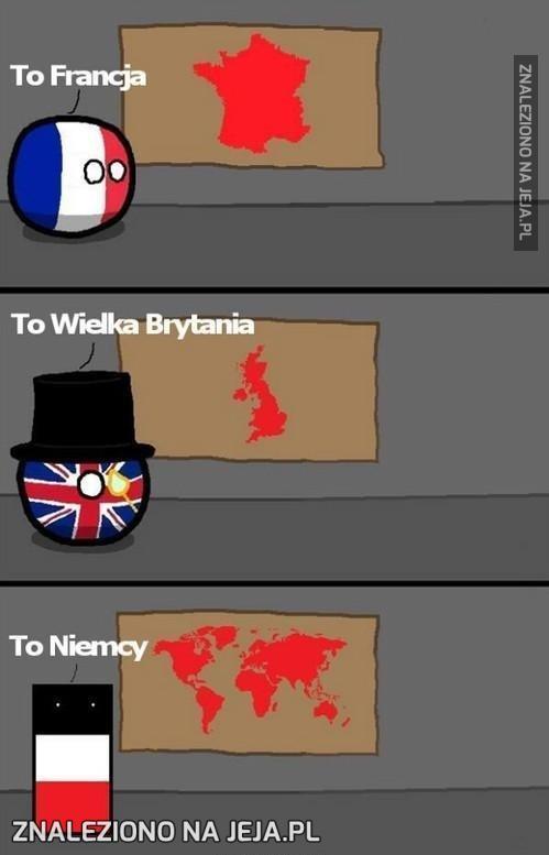 Niemcy, czo ty godosz?